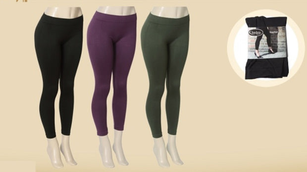 Isadora Seamless Ultra Stretch Leggings - LEG21