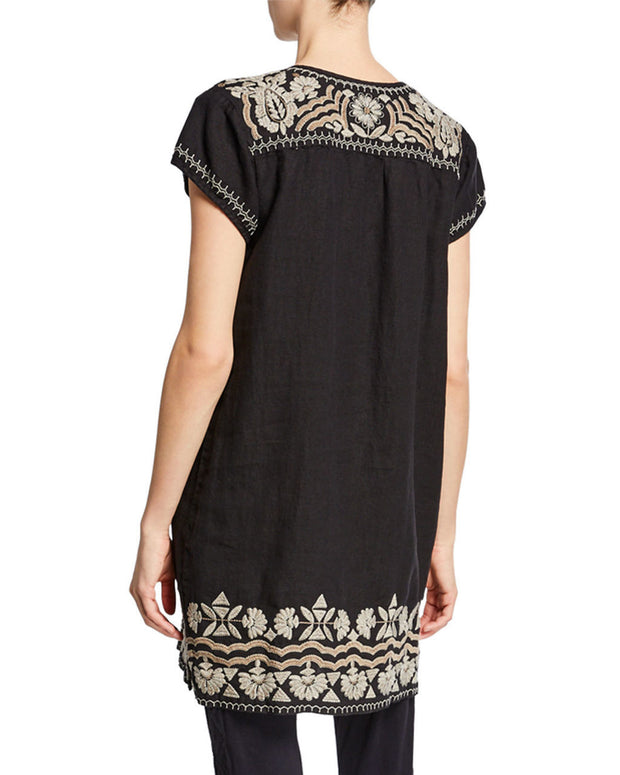 Johnny Was Rita Peasant Tunic Dress - J35619-3