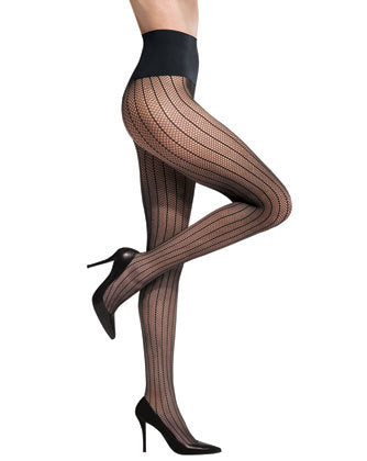 Commando Sexy Stripes Tights - HSNT