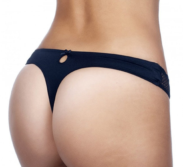 Timpa Duet Lace Low Rise Thong - 615700