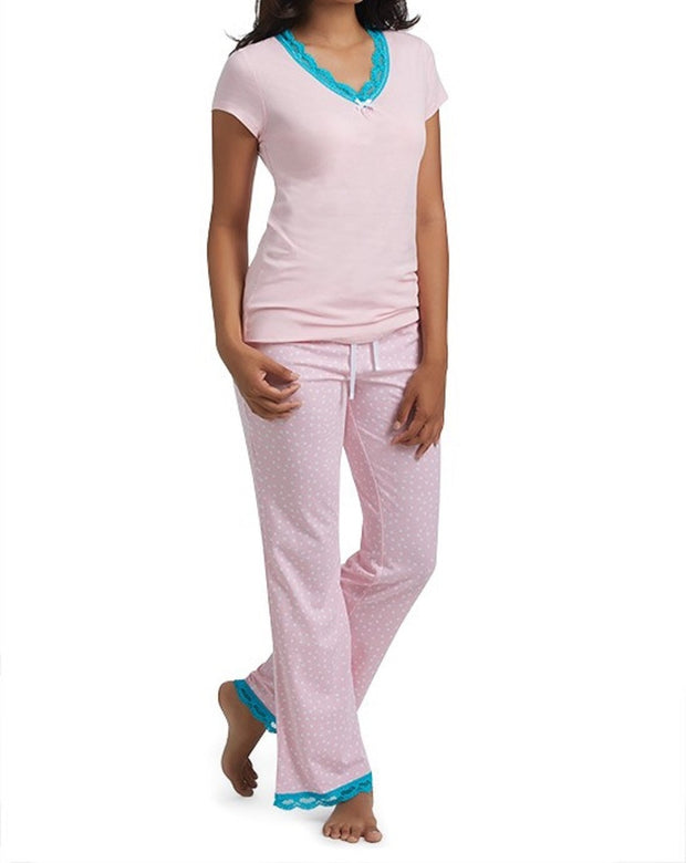 Felina Ultra Soft 2 Piece Sleepwear Set - C2265