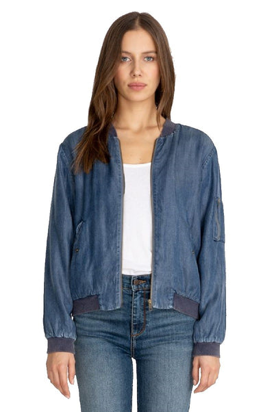 Johnny Was Yucca Bomber Jacket - W47619-D
