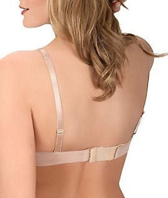Fashion Forms Soft Back Bra Extenders, 2 Hooks - 222