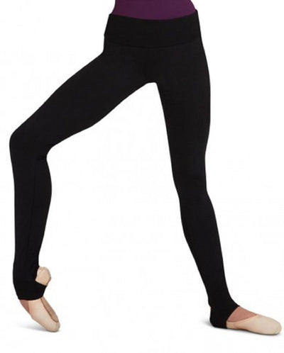 Capezio Women's Stirrup High Waist Leggings - TB205W