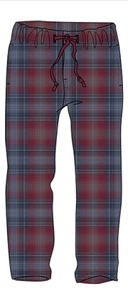 Buffalo David Bitton Flannel Lounge Drawstring Pant - BD30602