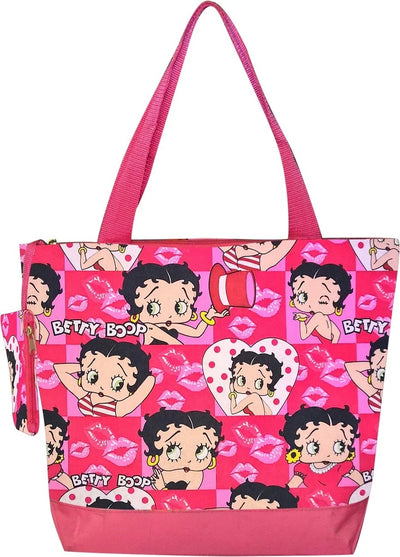 Betty Boop Diaper Bag Hand Bag Tote Bag One Size