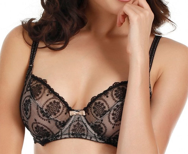 Felina Christelle Unlined Full Busted Bra - 190215