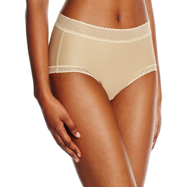 ExOfficio Women's Give-N-Go Lacy Full Cut Brief Panty - 2241-2649