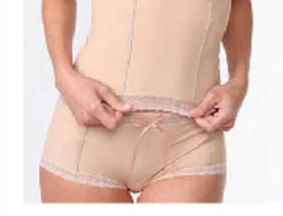DuMi Shapewear Body Sculpting Boyshort Panty - 580