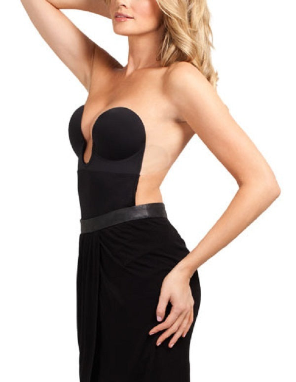 Fashion Forms U Plunge Backless Strapless Bodysuit - 29053