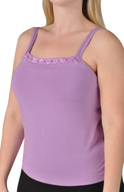 Valmont Cotton and Spandex Camisole Bra Top - 14915