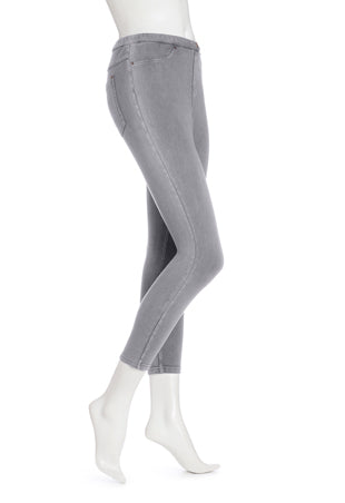 HUE Original Jeans Cosmetic Color Skimmer Leggings - 13309
