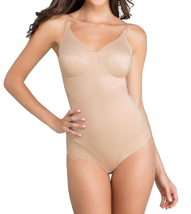 Miraclesuit Extra Firm Control Comfort Leg Bodysuit - 2802