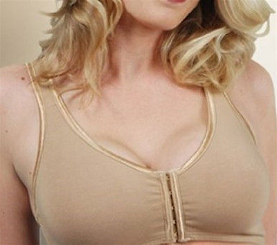 Valmont Front Hook Comfort Soft Cup Bra - 45801