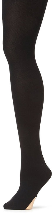 Capezio Women's Professional Mesh Transition Tight with Seams - 9