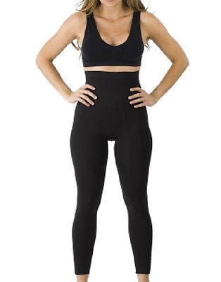 Rhonda Shear Smooth Tootsie Plus Size Capri Legging - R1386