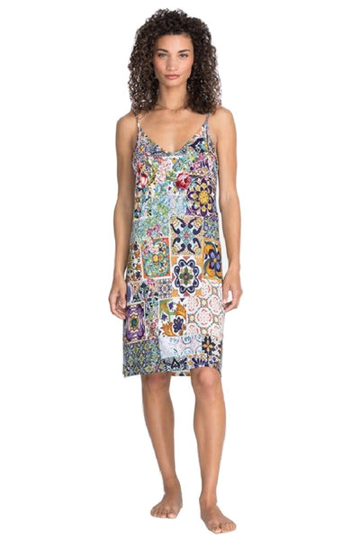 Johnny Was Morocco Slip Dress - MS8621-M
