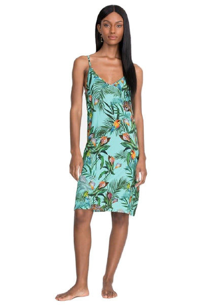 Johnny Was Taina Slip Dress - MS8621-T