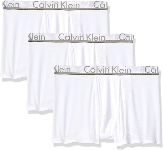 Calvin Klein Men's Underwear Comfort Microfiber Trunks - NB1360