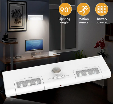 image of LED lights - battery powered