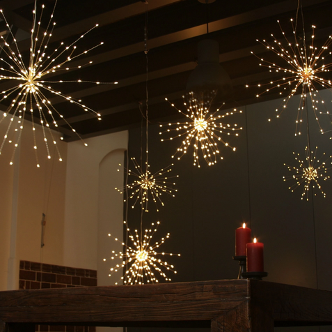 SolarStar Fairy Light - Solar Fairy Lights LED Fairy Lights - Choice Of Warm White Or Multicolor