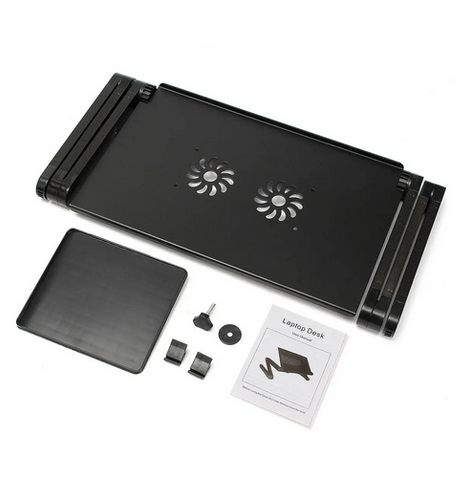 image of Solid Weld™ Laptop Desk in the box