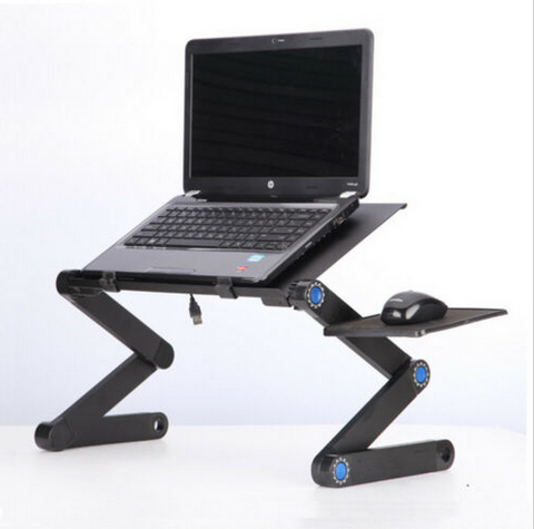 image of Solid Weld™ Laptop Desk with mousepad