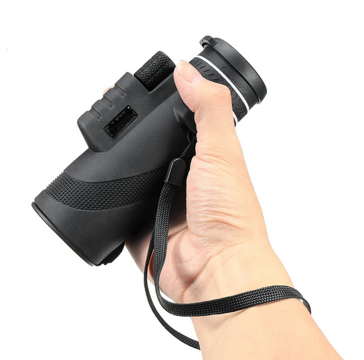 LockWatch Monocular - Monocular Telescopes Best Monocular That Are Long Range Low Light Monocular Telescope