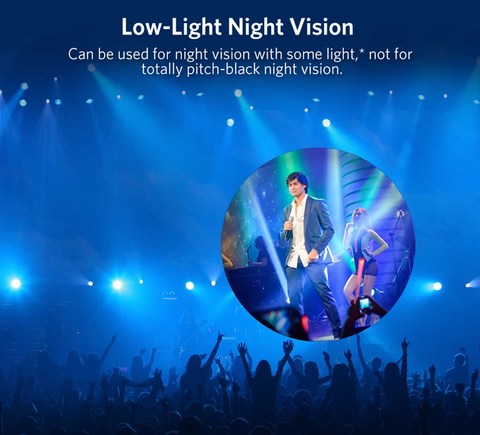 image of LockWatch™ Monocular low light vision feature