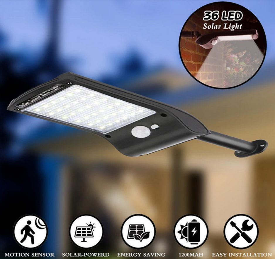 image of SolarStar 36 LED light product attributes