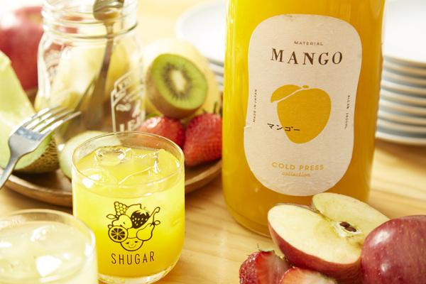 Cold Press Collection Mango Wine