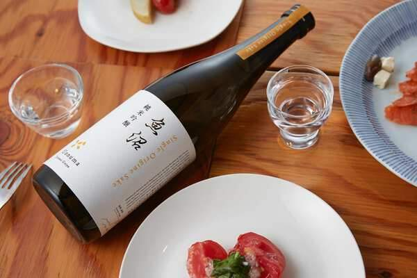 Single Origine Sake Uonuma