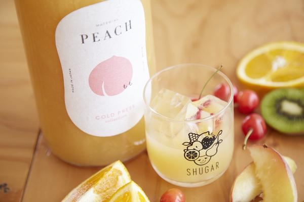 Cold Press Collection Peach Wine