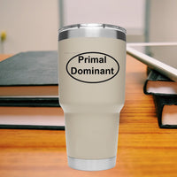 BDSM Primal Dominant 25+ colors and multiple sizes, sticker decal .
