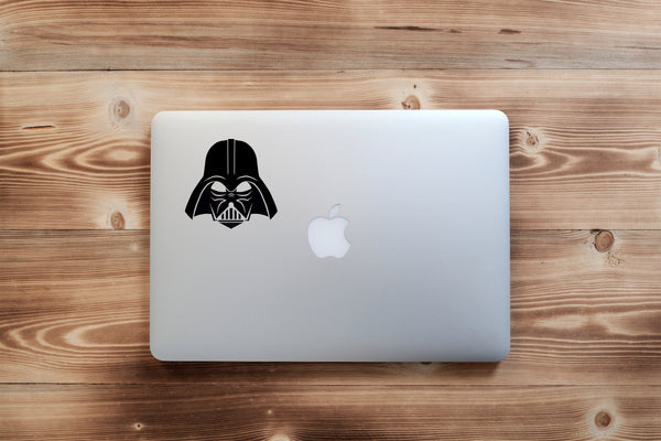 Darth Vader 25+ colors and multiple sizes, sticker decal .