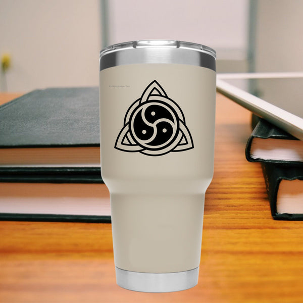 Celtic Knot BDSM 25+ colors and multiple sizes, sticker decal .