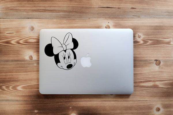 Minnie Mouse 25+ colors and multiple sizes, sticker decal .