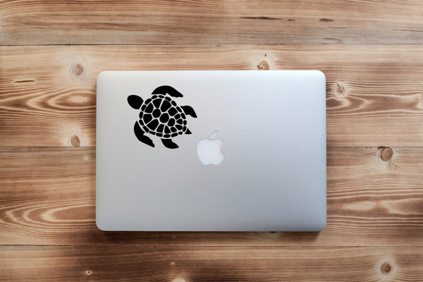 Sea Turtle 25+ colors and multiple sizes, sticker decal .