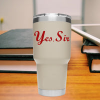 Yes, Sir #1 25+ colors and multiple sizes, sticker decal