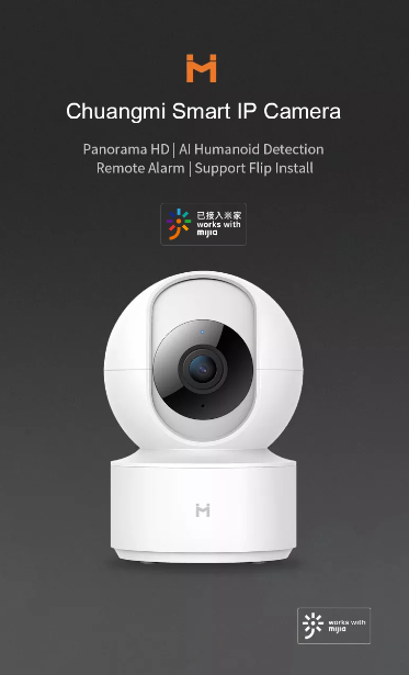 Peaceful Moments™ Best Wifi Indoor Home Surveillance Security Camera