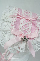 Angelic Ribbon Crossing Headdress