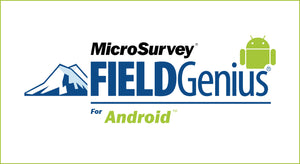 MicroSurvey FieldGenius for Android