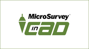 MicroSurvey inCAD