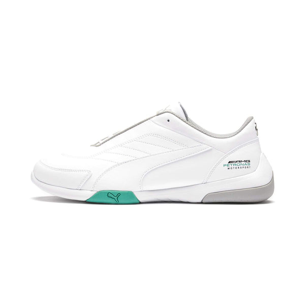puma mercedes shoes white