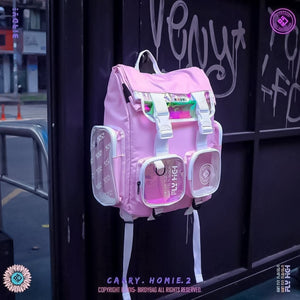 Carry Homie BackPack - BirdyBag