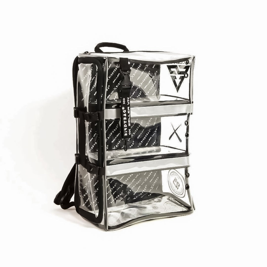 Sneaker Backpack - PVC - BirdyBag