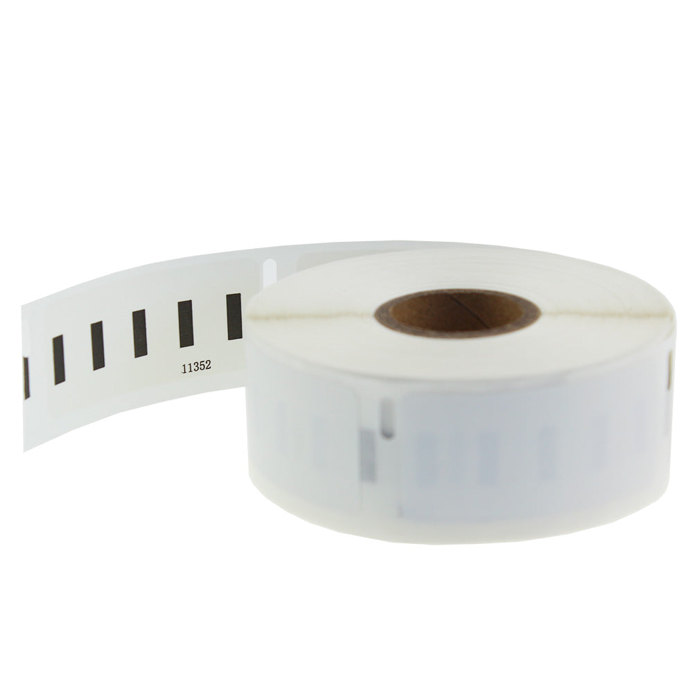 SKY 25mm x 54mm / 500 Labels per roll Large Return Address Label Roll for Dymo LW Printers A11352