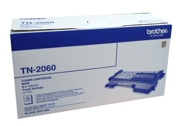 Brother TN-2060 Toner Cartridge for HL-2130, DCP-7055
