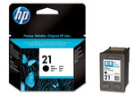 HP 21 Black and HP 22 Tricolor Ink Cartridges