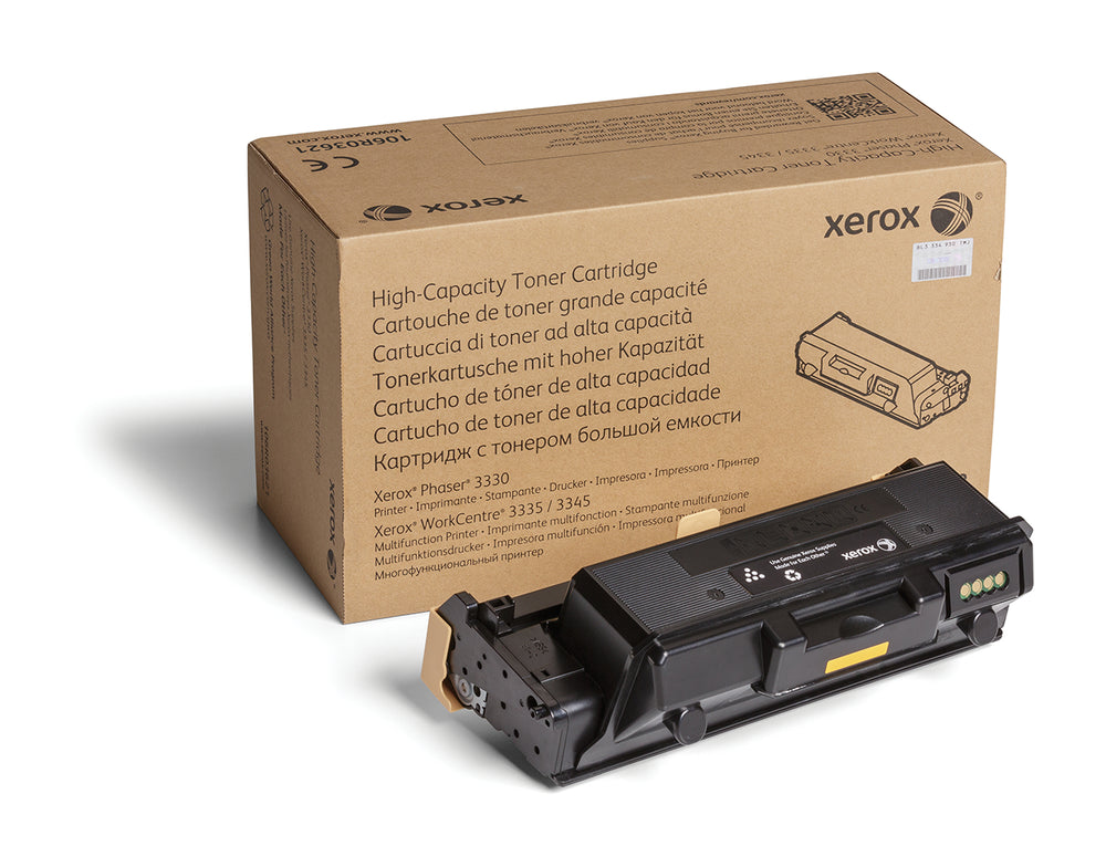 Xerox Phaser 3330/Workcentre 3335/3345 Black  Toner Cartridge